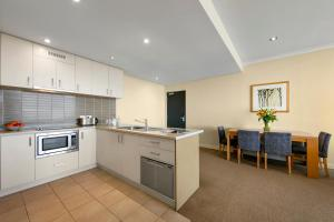 A kitchen or kitchenette at Quest Scarborough