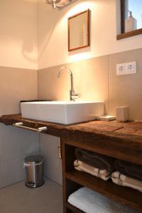 Ein Badezimmer in der Unterkunft Anno 1609