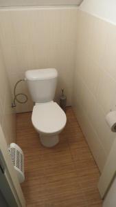 A bathroom at Prague Hermelinska