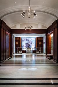 The lobby or reception area at Loews Boston Hotel