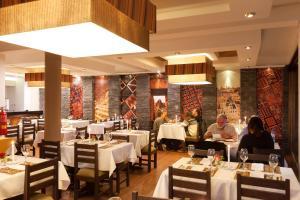 Restaurant ou autre lieu de restauration dans l'établissement Inti Punku Machupicchu Hotel & Suites