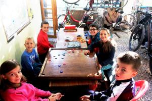 Children staying at Three Seasons Inn & Spa