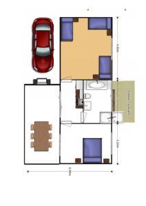 The floor plan of Litchfield Tourist Park