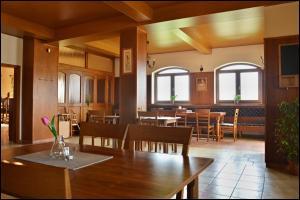 Restaurace v ubytování Penzion Starý dvůr