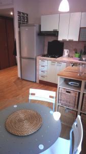Cucina o angolo cottura di Appartamento Roma (Piazza Bologna)