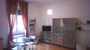 TV o dispositivi per l'intrattenimento presso Appartamento Roma (Piazza Bologna)