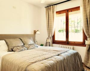 Cama o camas de una habitación en Casa Charme Boutique Apartment 'adults only'