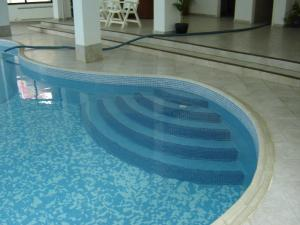 The swimming pool at or near Finlandia Hotel