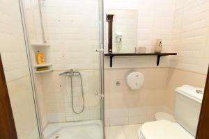 Ванная комната в Хостел Ривьерский