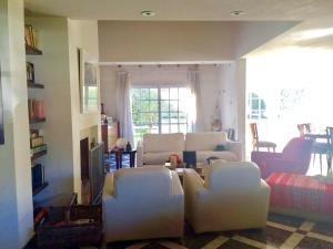Un lugar para sentarse en Casa Miraflores Kachuk