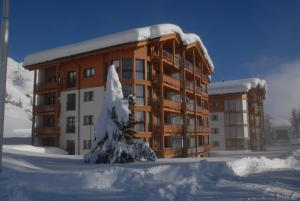 Hotel Royal im Winter