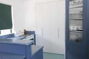 A kitchen or kitchenette at Greenmeadows on Gloucester