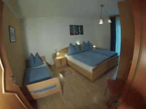Ein Bett oder Betten in einem Zimmer der Unterkunft Appartement Millennium