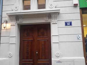 Fasada lub wejście do obiektu Blueberry Apartments
