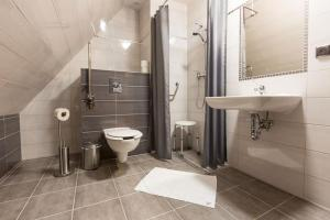 Ванная комната в Willa Stachoń