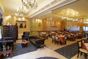 Εστιατόριο ή άλλο μέρος για φαγητό στο Ξενοδοχείο Λέφας