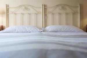Cama o camas de una habitación en Posada 3 Valles
