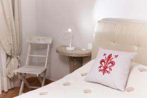 Cama o camas de una habitación en Exclusive Apartment San Lorenzo