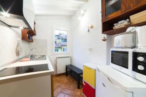 Una cocina o zona de cocina en Exclusive Apartment San Lorenzo