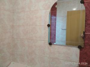 Ванная комната в Guest House Domashniy Uyut