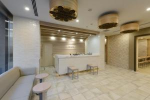 The lobby or reception area at Hotel Il Fiore Kasai