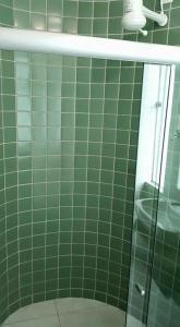 A bathroom at POUSADA CAJÁ