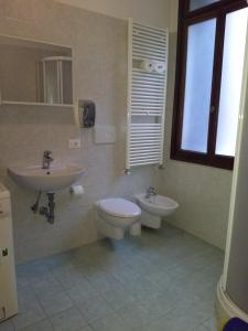 A bathroom at Venice Star - locazione turistica