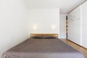 Un ou plusieurs lits dans un hébergement de l'établissement Le lOft - Cucuron