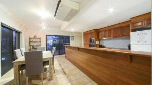 The lobby or reception area at Airlie Harbour Apartment - Airlie Beach
