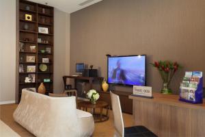 TV/trung tâm giải trí tại Somerset Vista Ho Chi Minh City