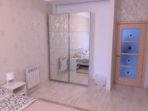Ванная комната в Apartment at Konnaya Street