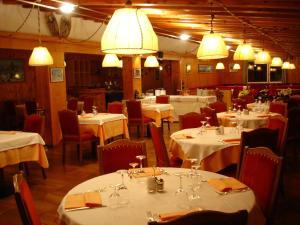 Ristorante o altro punto ristoro di Rifugio Camparient