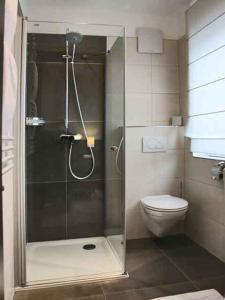 Ein Badezimmer in der Unterkunft Hotel il Castello Borghese