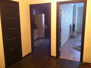 A bathroom at Apartments ''Cube'' - Dimitrova 110 G