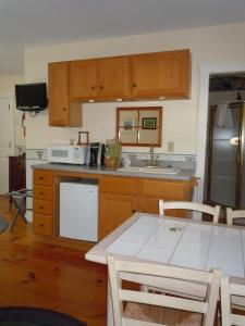 A kitchen or kitchenette at Fitch Hill Inn