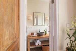 A bathroom at Villa Bebek