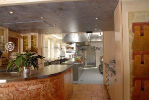 Lobby/Rezeption in der Unterkunft Schlosshotel Ingelfingen