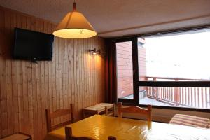 A television and/or entertainment center at 3 Vallees