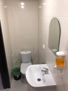 Ванная комната в Аврора Центр Гостевые комнаты