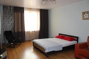 Кровать или кровати в номере Бан
