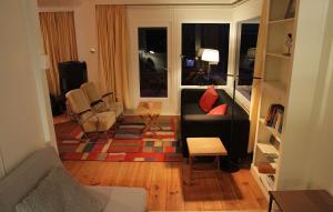 A seating area at De Krukel