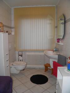 Ein Badezimmer in der Unterkunft Appartement Kanew