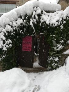 Το Guest House Ioanna Arachova τον χειμώνα