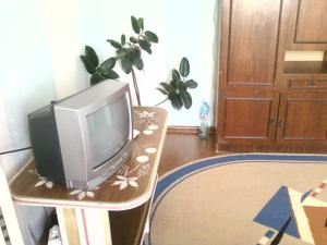 A television and/or entertainment center at Apartment in Zlatoust