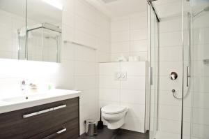 حمام في شقة روغينبارك 1 - غريوارينت إيه جي