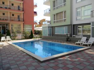 The swimming pool at or near Apartments in Azalia 2 Complex
