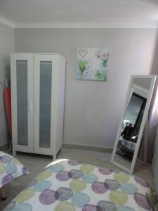 Cama o camas de una habitación en Piso Puerto Naos a 1 Minuto de la Playa