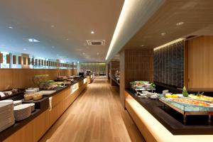 A restaurant or other place to eat at Hakone Pax Yoshino