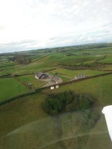 A bird's-eye view of Barberry Hill