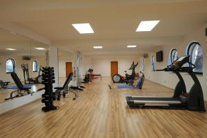 The fitness center and/or fitness facilities at Hotel Solitudo